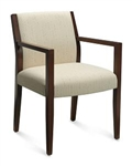 Layne High End Wood Guest Chair 8521T by Global