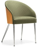 Marche Guest Chair 8622 by Global