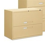 Global 9100P Series Lateral File Cabinet