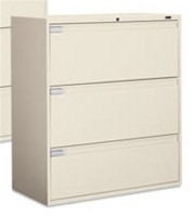 9100P Series Lateral File Cabinet by Global