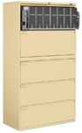 Global Lateral File Cabinet 9136P-5F1H