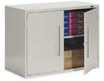 "9300 Series 27"" Storage Cabinet by Global"