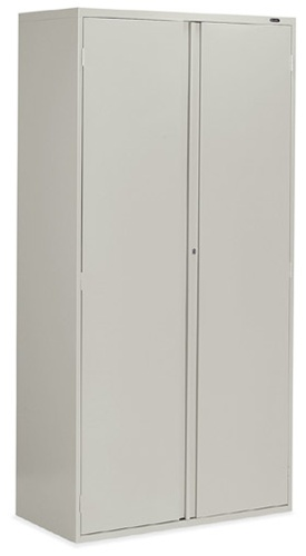 Metal Storage Cabinet 9336p S72l By Global