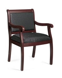 Avenue Wood Armchair 9537 by Global