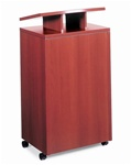 Adaptabilities Lectern A1844LC by Global