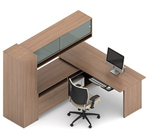 Princeton Office Desk A1j And Other Global Furniture At Office