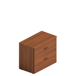 Adaptabilities A2036LF File Cabinet with Avant Honey Finish by Global