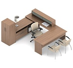Princeton Desk Configuration A3J by Global