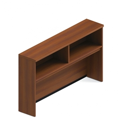 Adaptabilities A72HOCB Open Hutch with Avant Honey Finish by Global