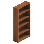 Adaptabilities ABC72 Bookcase with Avant Honey Finish by Global