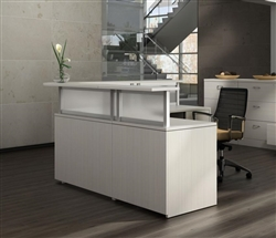 Global Adaptabilities Contemporary Guest Reception Desk ADP508