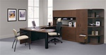 Global Adaptabilities Executive Furniture Set