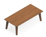 Global Corby CBYCT4220H13 Rectangular Occasional Table