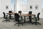 Global CNN501 ConnecTABLES Modular Conference Room Table