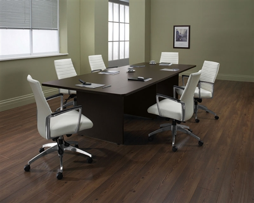 Laminate Conference Table GCTRX And Global Office Furniture - Global conference table