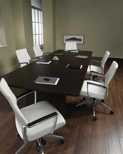 Global 8 Laminate Conference Table Gct8wrx