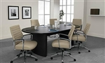 Racetrack Conference Table GRT5A by Global