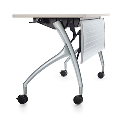 2gether Flip Top Training Room Table by Global Total Office