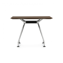 Global Kadin LKD3636 Square Meeting Table