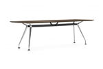 "Global Kadin Series 84"" Rectangular Conference Table LKD4284"