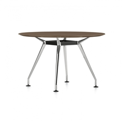 "48"" Kadin Series Round Mutli Purpose Table by Global"