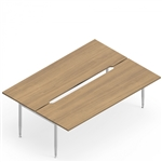 "Global SideBar 84"" x 60"" Modular Benching Unit S8460CS"