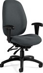 Malaga Task Chair TS3140-3 by Global