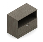 Zira Open Shelf File Module Z36M2FN by Global
