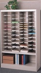 Mayline 56-Pocket Storage Cabinet 4280ND1