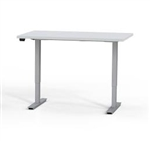 "Mayline ML Series 2 Stage 72"" x 30"" Height Adjustable Table 5223072H"
