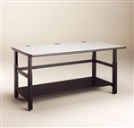 "Mayline 72"" x 36"" Techworks Adjustable Height Table 703"