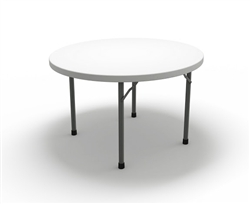 "Event Series 48"" Round Folding Table 770048 by Mayline"