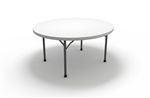 "Event Series 72"" Large Round Folding Table 770072 by Mayline"