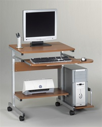 Eastwinds Portrait Student Computer Desk 946 by Mayline