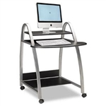 Mayline 971 Eastwinds Arch Computer Desk