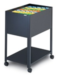 Mayline 9P600 Mobilizer File Cart