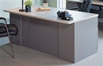 Mayline Metal Executive Desk C1654