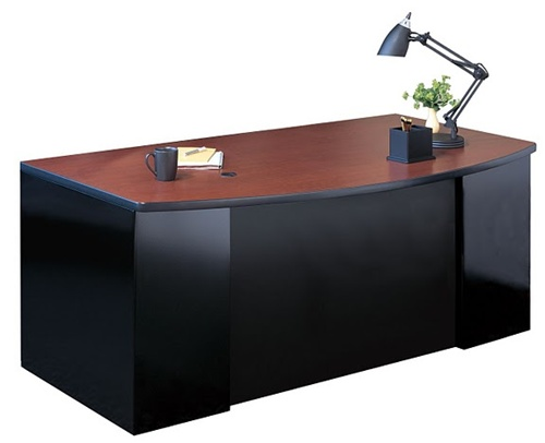 Csii Series Executive Desk C1956 By Mayline Office