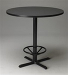 Round Bistro Table CA30RLB by Mayline