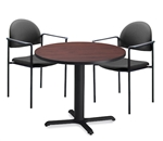 "36"" Round Bistro Table CA36RLB by Mayline"