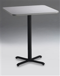 "36"" Square Bar Height Bistro Table CA36SHB by Mayline"