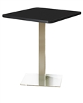 "Stainless Steel 36"" Bar Height Table CA36SHS by Mayline"