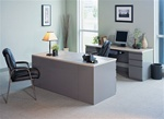 Mayline Office Desk Configuration CST7