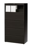 CSII Series HLT425 5 Drawer Lateral File Cabinet by Mayline