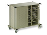 Mayline LC101 Laptop Cart