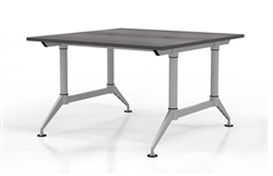 Mayline Even WorkTables Collection LD1 Two Person Collaboration Station