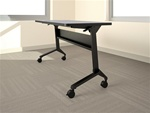 "Mayline 48"" Flip-N-Go Training Table LF2448"