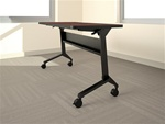 "60"" Flip-N-Go Training Table LF2460 by Mayline"