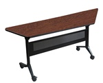 Flip-N-Go Trapezoid Training Table LP24 by Mayline