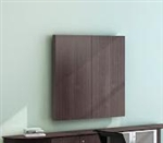 Medina Series Mocha Presentation Board MNPBLDC by Mayline